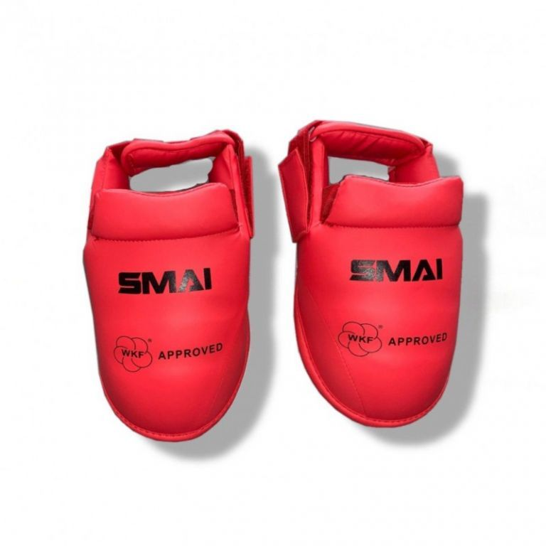 Защита стопы Smai (красная)-XS