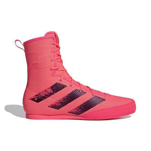 Боксерки Adidas Box Hog 3 Rose-35