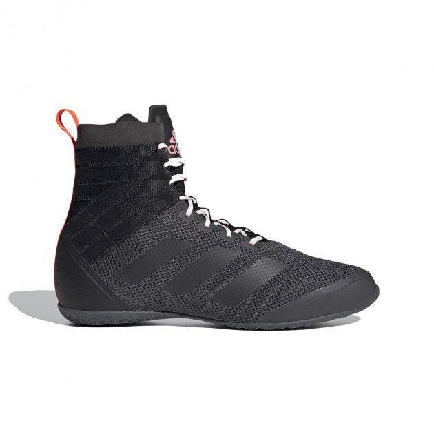 Боксерки Adidas Speedex 18 Black-36,5