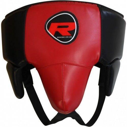 Защита для паха профессиональная RDX Red