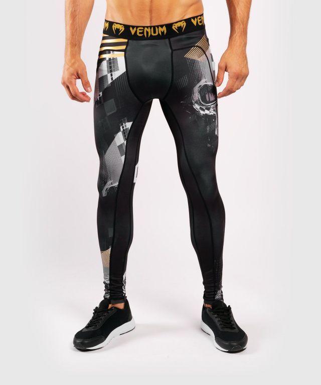 Компрессионные штаны Venum Skull Tights-S