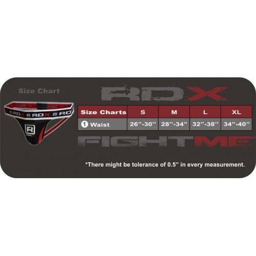 Защита для паха RDX Leather-L