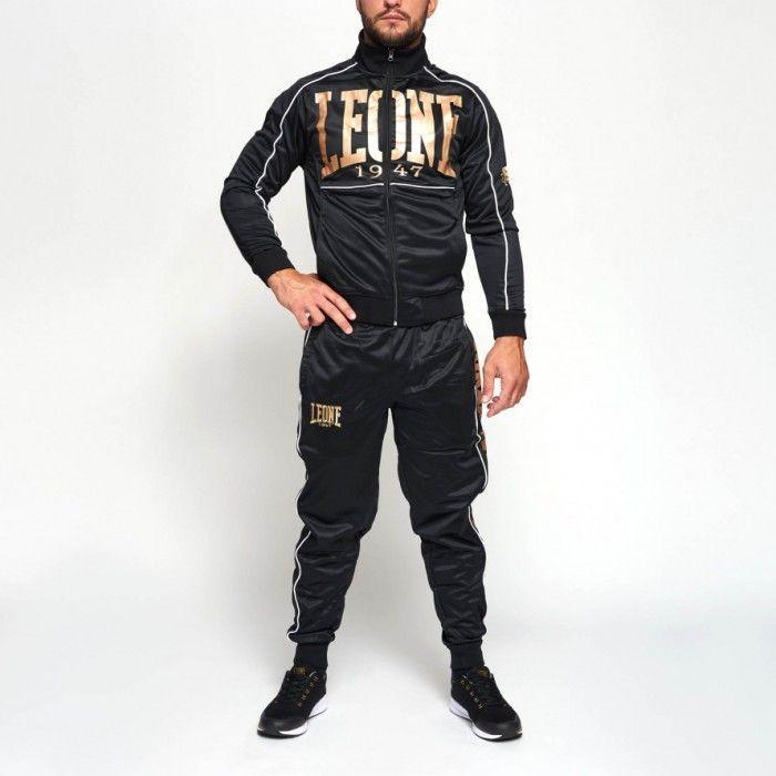 Спортивный костюм Leone Premium Black-M
