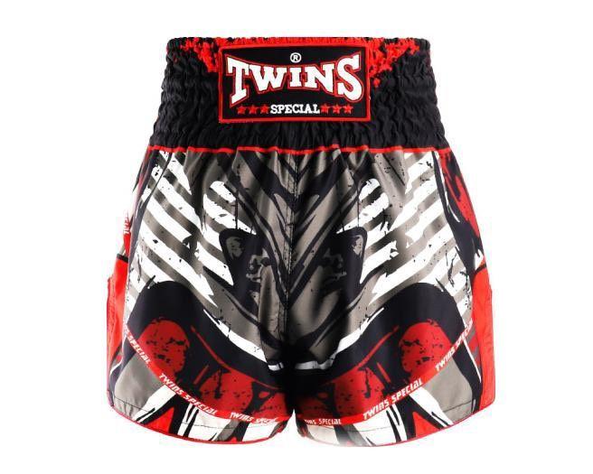 Шорты для тайского бокса Twins Special TBS-DEMON-S