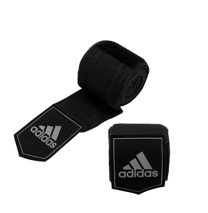 Бинты для бокса Adidas 3,55м Черный