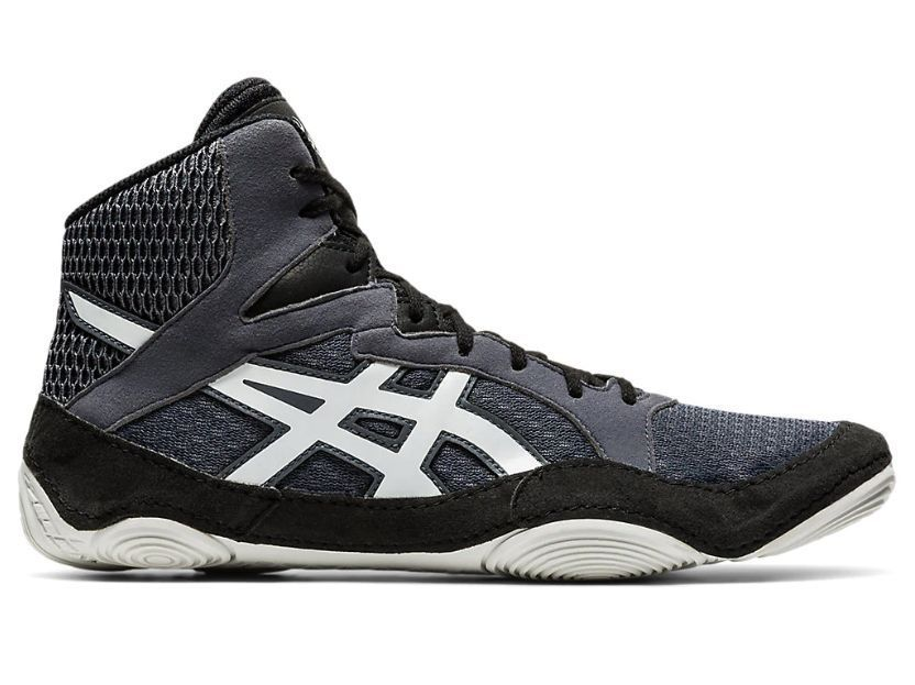 Борцовки ASICS SNAPDOWN 3 CARRIER GREY/WHITE (1081A030-020)-35