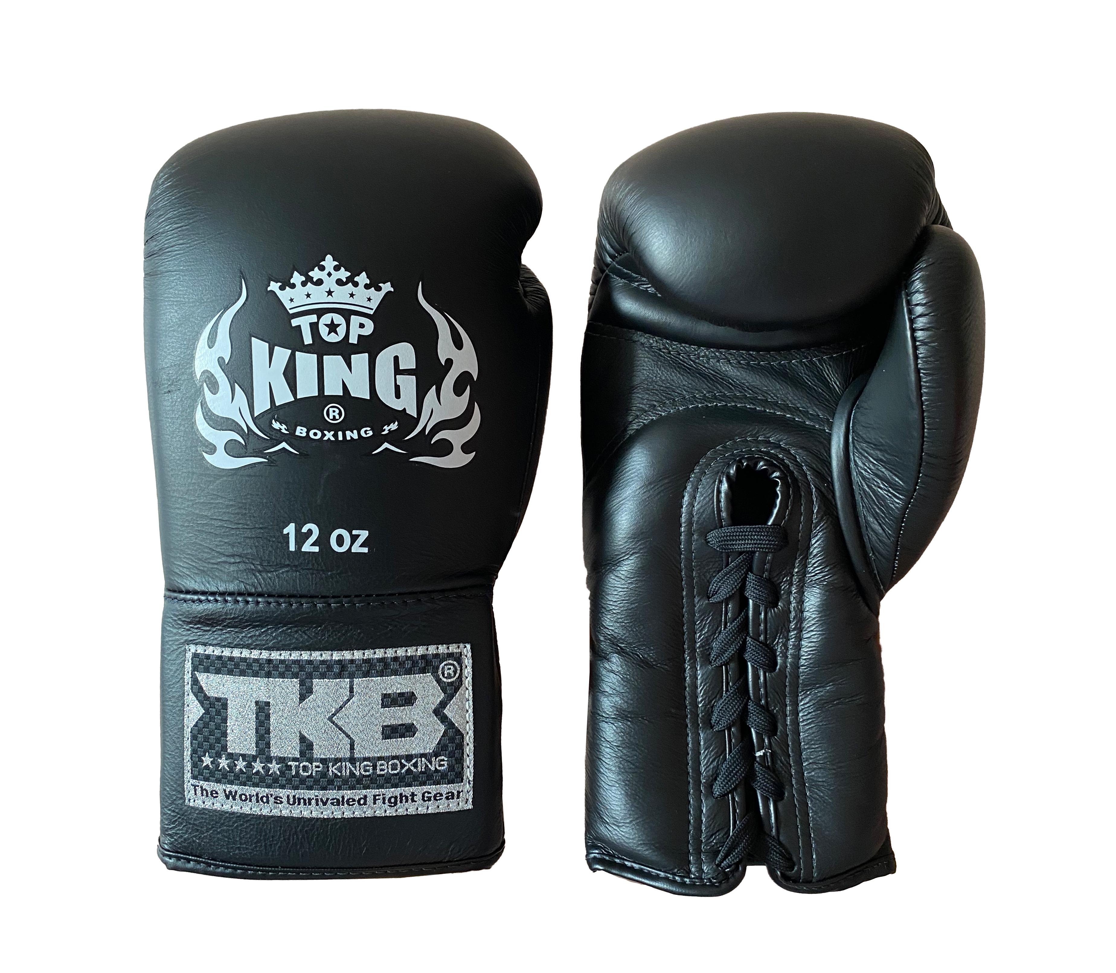 Перчатки для бокса Top King Pro Lace Up 12 унций