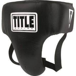 Бандаж для бокса TITLE Boxing Deluxe Groin Protector Plus-S