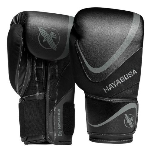 Боксерские перчатки Hayabusa T3 LX Boxing Gloves Slate black-10