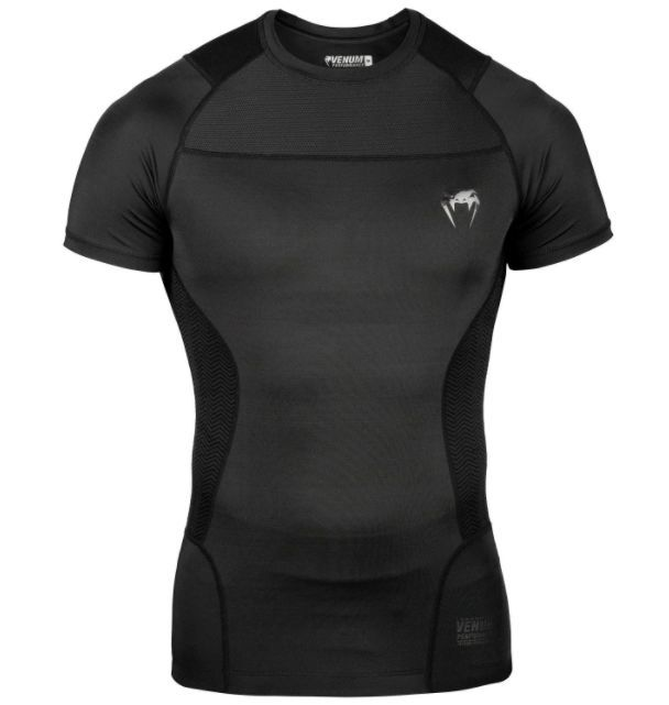 Рашгард Venum G-FIT Rashguard Short Sleeves-S