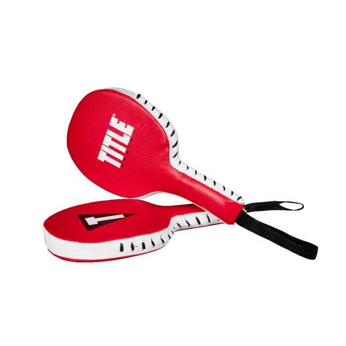 Ракетки TITLE Punch Training Paddles-пара
