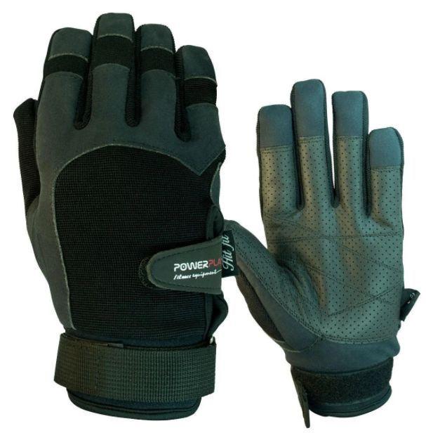 Перчатки для кроссфит PowerPlay 2076-S