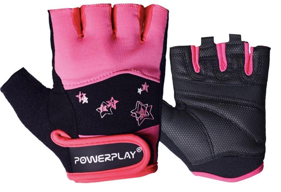 Перчатки для фитнеса женские Powerplay 3492-XS