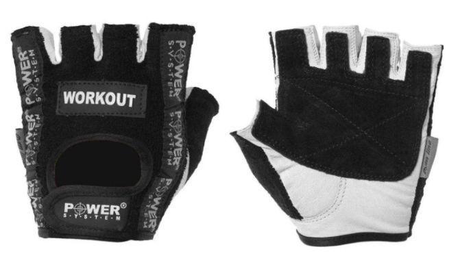 Перчатки для зала Power System Workout PS-2200-S