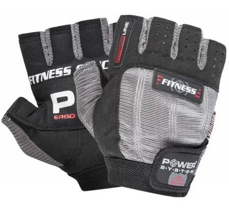 Перчатки для зала Power System Fitness PS-2300-XS