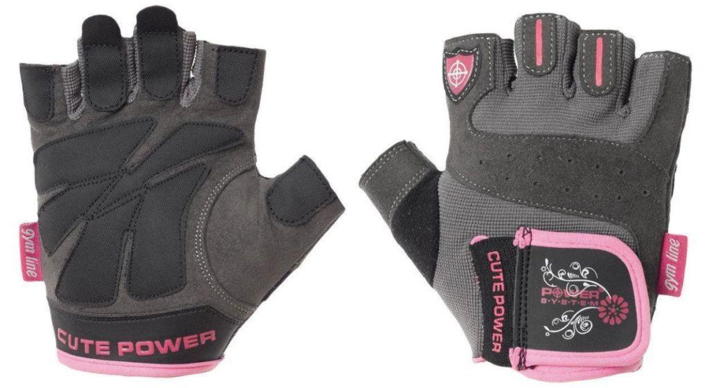 Перчатки для фитнеса женские Power System Cute Power PS-2560-XS