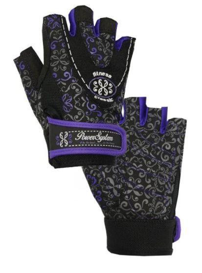 Перчатки для фитнеса женские Power System Classy PS-2910-XS