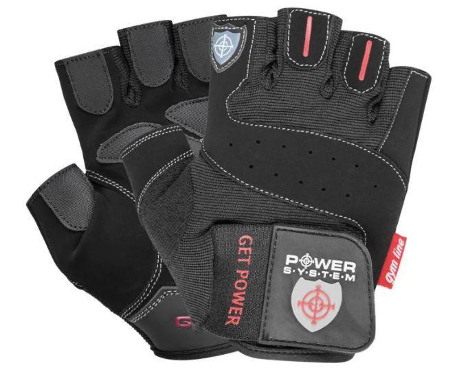 Перчатки для зала Power System Get Power PS-2550-XS