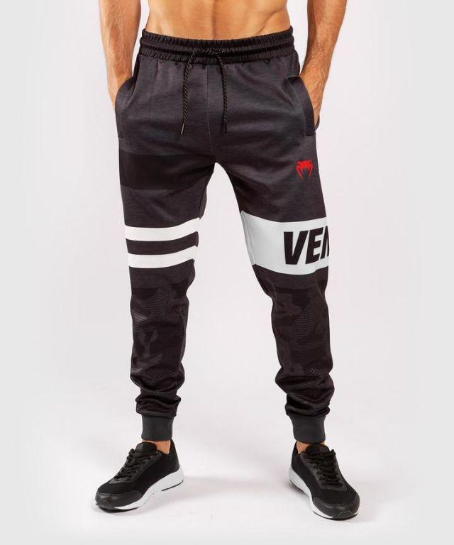 Спортивные штаны Venum Bandit Joggings Black Grey-XS