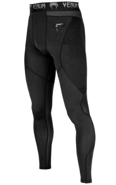 Компрессионные штаны Venum G-Fit Spats Black-XS