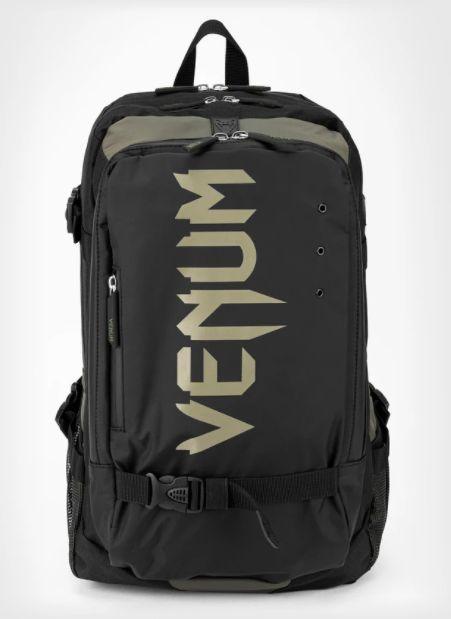 Рюкзак Venum Challenger Pro Evo Backpack-черный-хаки