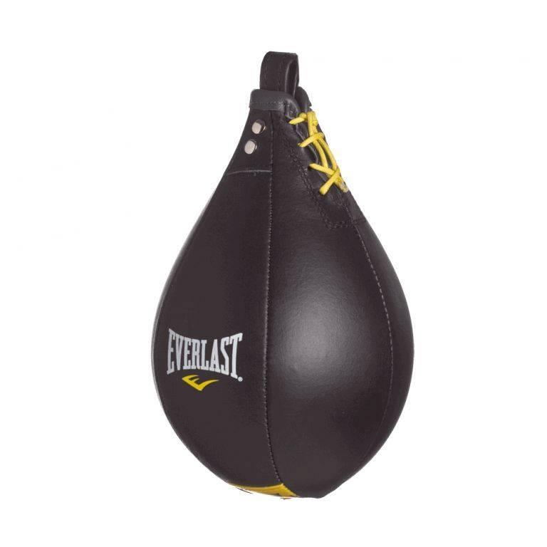 Груша для бокса Everlast Leather Speed Bag-15 x 23