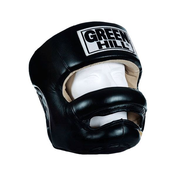 Шлем боксерский Green Hill Professional-M
