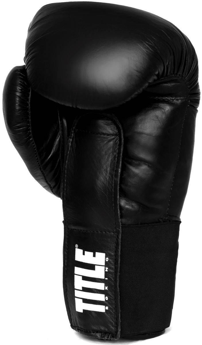Перчатки для бокса TITLE Boxing Professional Elastic