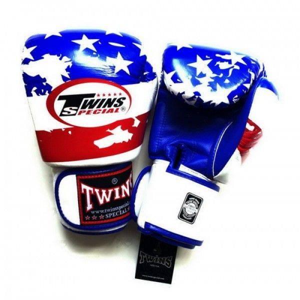 Перчатки для бокса Twins USA FBGV-44US
