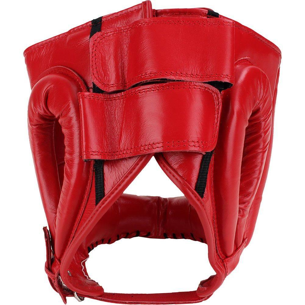 Шлем с бампером Cleto Reyes Traditional Headgear-черный