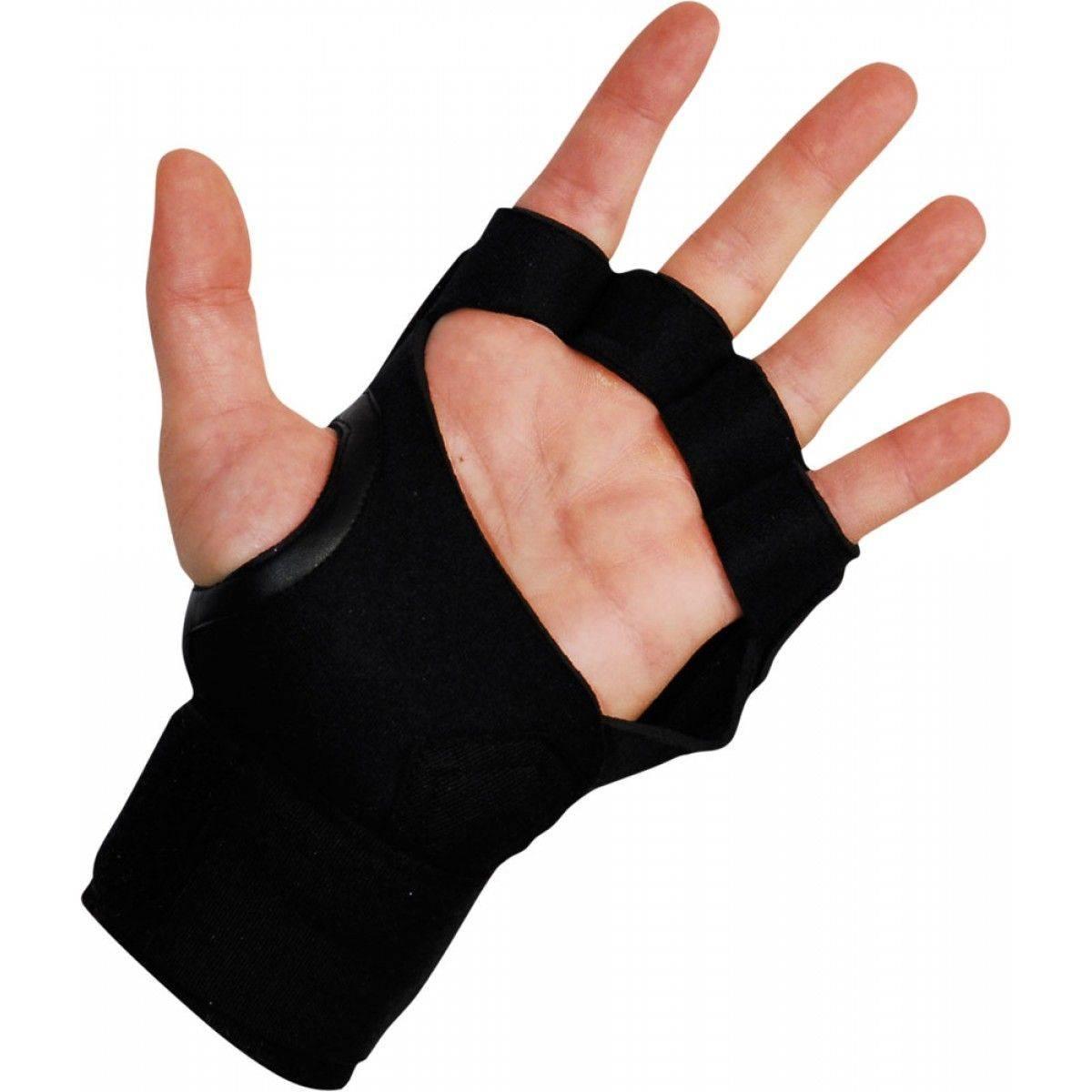 Бинт-перчатка TITLE PLATINUM HYBRID GEL WRAPS-S/M