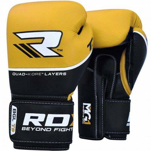 Перчатки для бокса RDX QUAD KORE-10