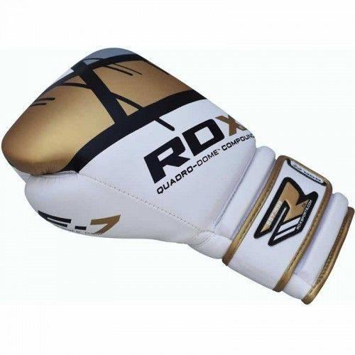 Перчатки для бокса RDX Rex Gold-8