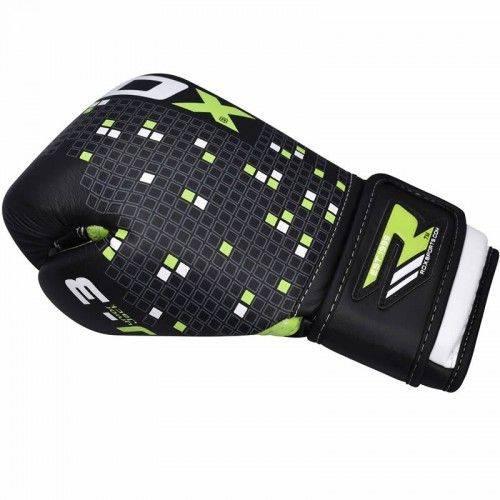 Детские боксерские перчатки RDX Green-6