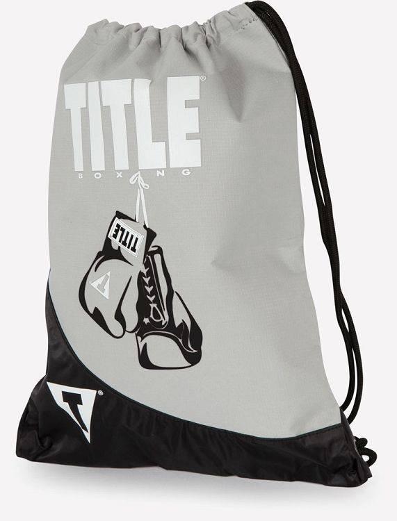 Сумка-чехол TITLE Boxing Gym Sack Pack