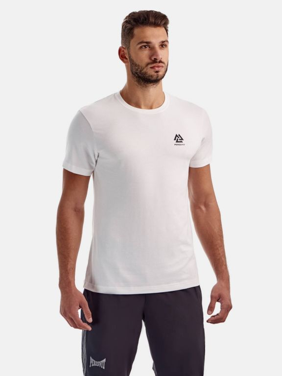 Футболка Peresvit Dynamic Cotton Short Sleeve T-shirt Snow White-S