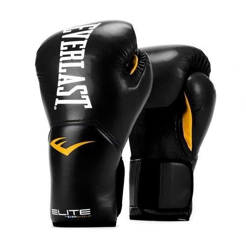 Перчатки для бокса NEW! Everlast Prostyle Elite Training Gloves-12