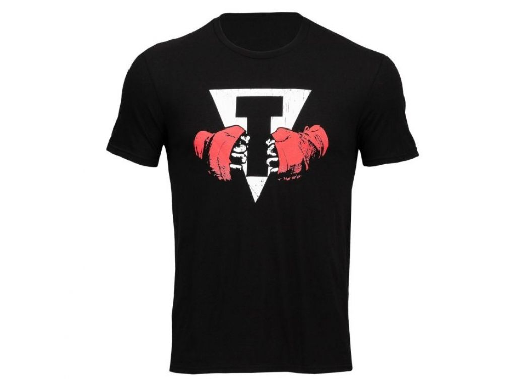 Футболка TITLE Boxing Wrapped Fists Tee XL