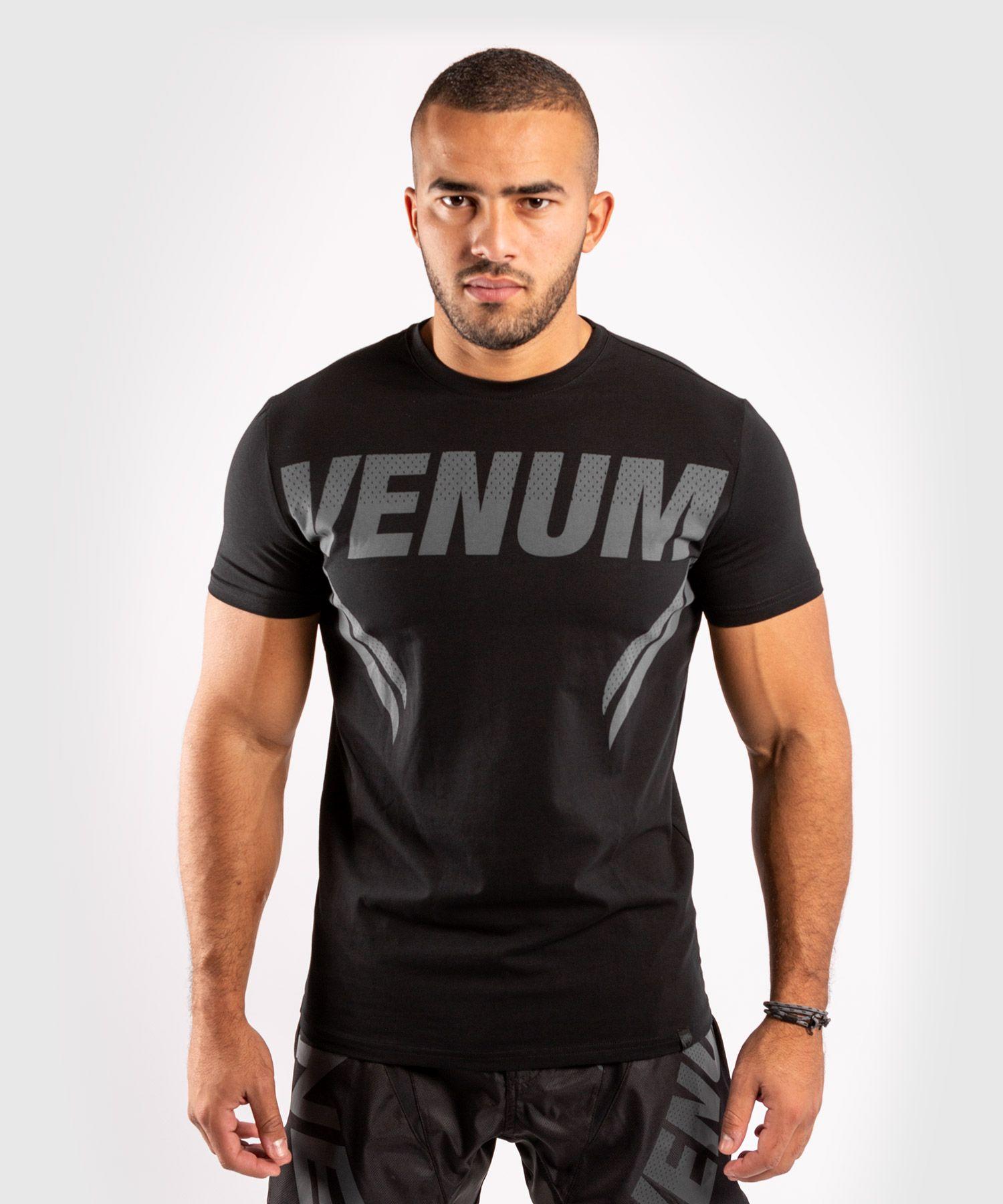 Футболка Venum ONE FC Impact Black/Black S