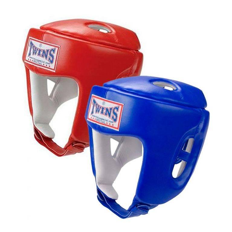 Боксерский шлем Twins HGL-4-S