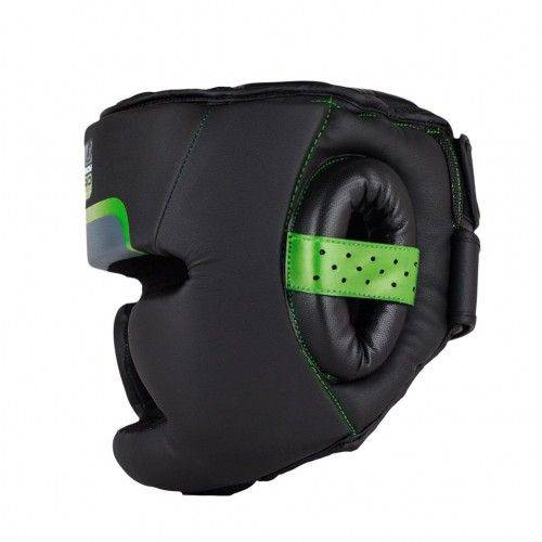 Боксерский шлем Bad Boy Pro Series 3.0 Full Green