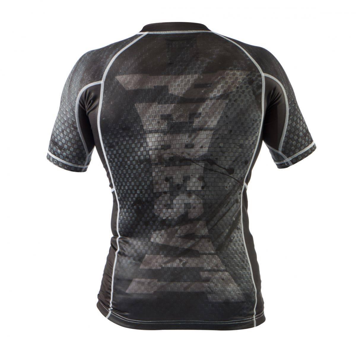 Компрессионная футболка Peresvit Beast Silver Force Black-S