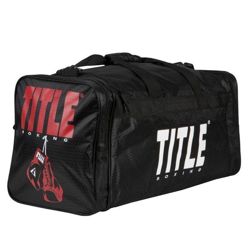 Сумка TITLE Deluxe Gear Bag 2.0-60 х 25 х 31 см