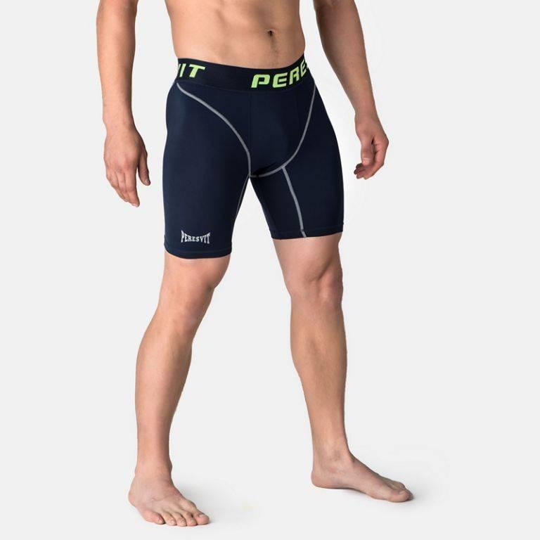 Компрессионные шорты Peresvit Air Motion Compression Shorts Navy-S