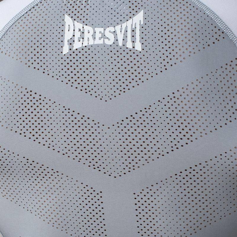 Компрессионная футболка Peresvit Air Motion Compression Short Sleeve Snow Grey-S