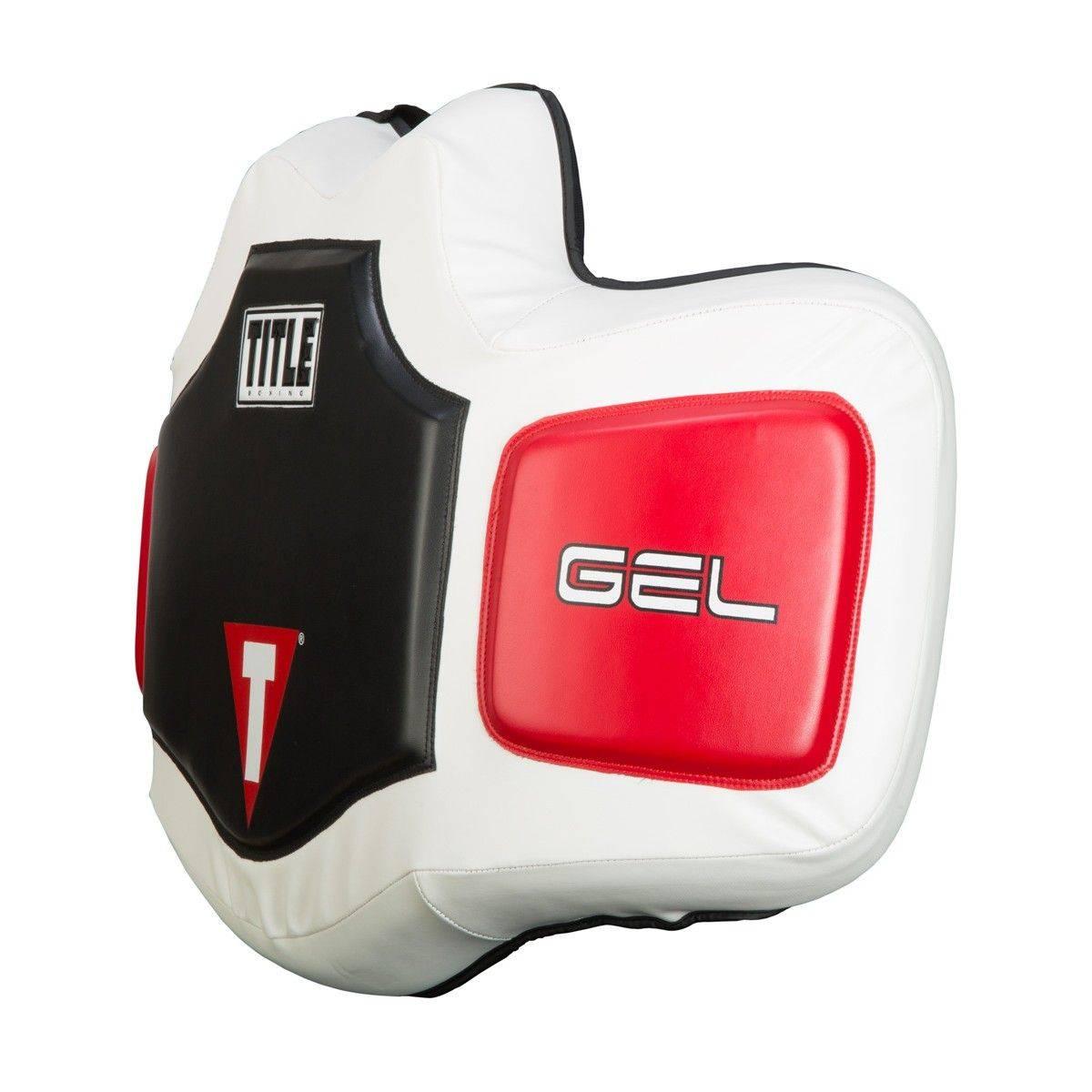 Пояс тренера TITLE Gel Body Protector-универсальный
