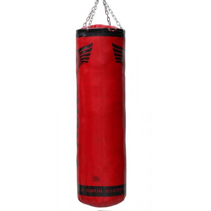 Боксерский мешок V`Noks Gel Red 120см 45кг