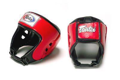 Шлем турнирный Fairtex HG9-S