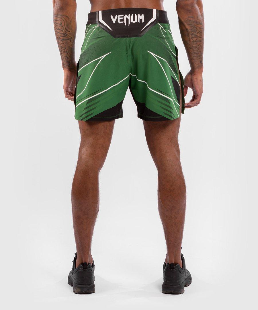 Шорты UFC Venum Authentic Fight Night Men's Gladiator зеленые XS