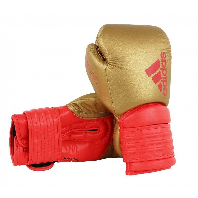 Боксерские перчатки Adidas Hybrid 300-10